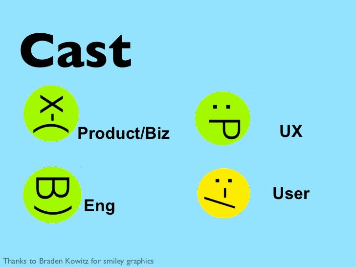Lean UX Bootcamp @ 500 Startups - Intro to Usability Slide 2