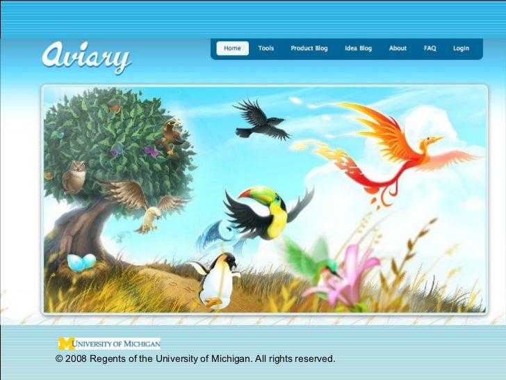 © 2008 Regents of the University of Michigan. All rights reserved.