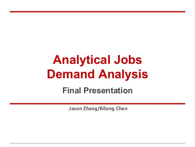 importance of demand analysis to a Free online library: the importance of demand-side analysis by appraisal journal business real estate industry demand (economics) analysis supply and demand real.