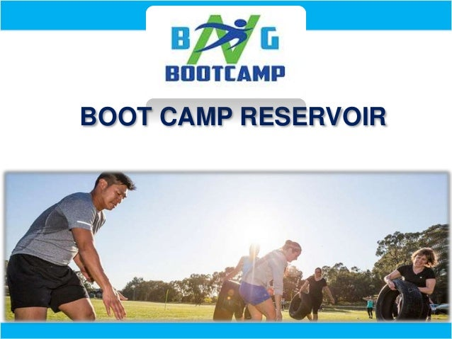 Boot camp melbourne northern suburbs