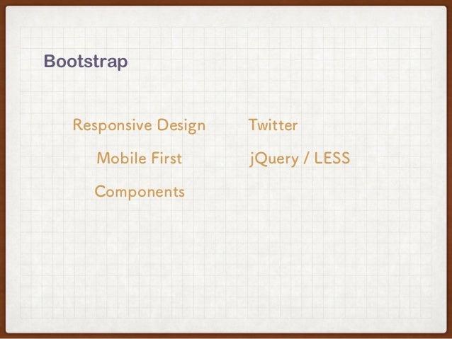 Bootstrap Slide 2