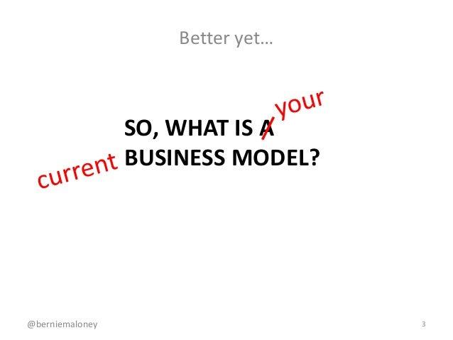 Bootstrap Your Business Model Slide 3