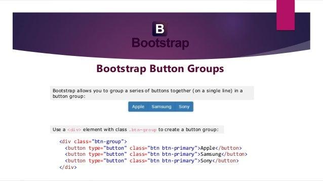 Bootstrap day2 - Bootstrap slider div ...
