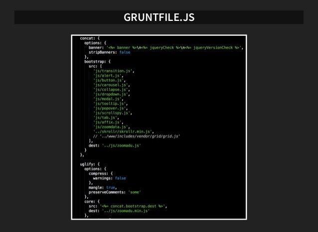 Bootstrap Framework and Drupal