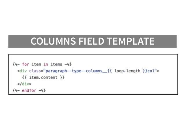 Bootstrap framework and drupal paragraphs