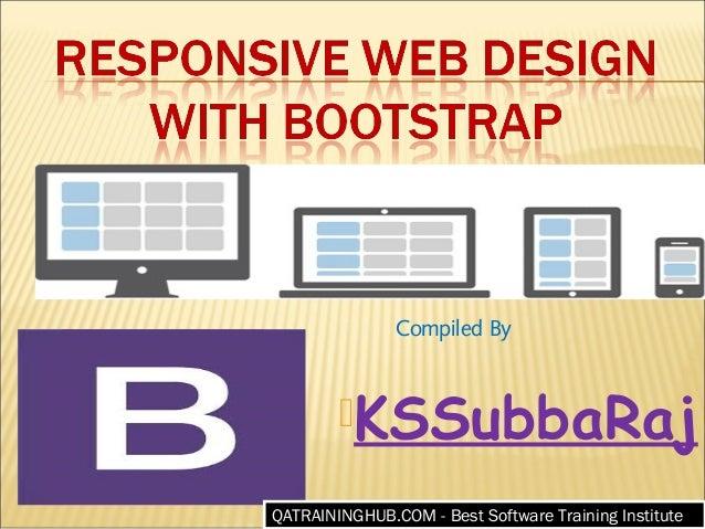 Bootstrap training basics tutorial bootstrap essentials malvernweather Gallery
