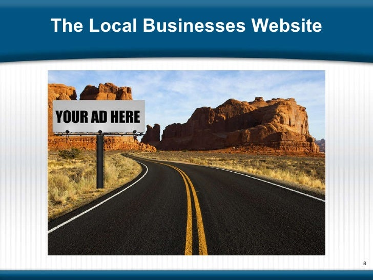 The Local Businesses Website
