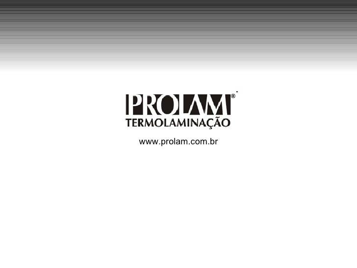 www.prolam.com.br