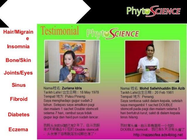 Phytoscience Marketing Plan For Indonesia
