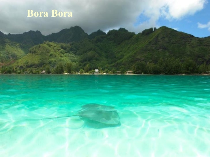 Robin Loznal / The Daily Inter Bora Bora