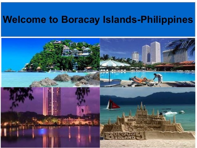 Welcome to Boracay Islands-Philippines