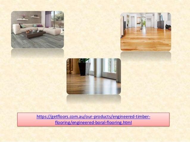 Boral Engineered Floor