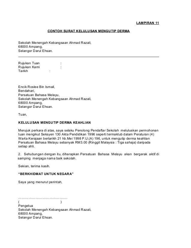 Contoh Surat Kiriman Tidak Rasmi Karnival Kokurikulum - 28