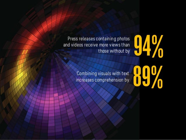 Why the brain craves infographics: http://neomam.com/interactive/13reasons/
