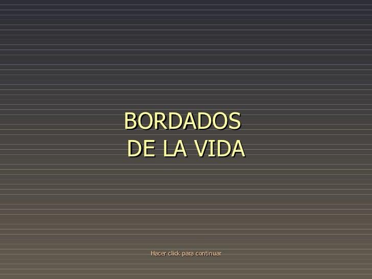 Bordados+de+la+vida++