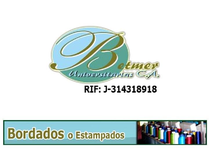 Email:   info@betmeruniversitarias.cominv.betmer.universitarias@gmail.com   betmer_universitaria@cantv.net