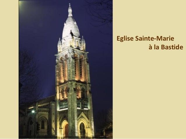 Eglise Sainte-Marie à la Bastide