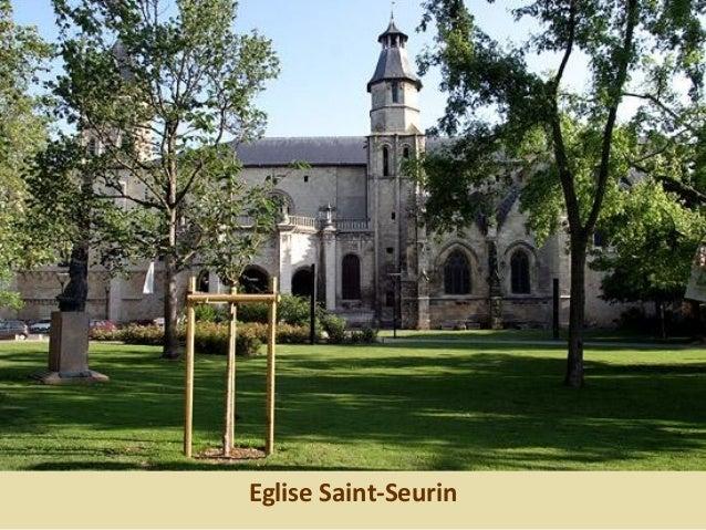 Eglise Saint-Seurin