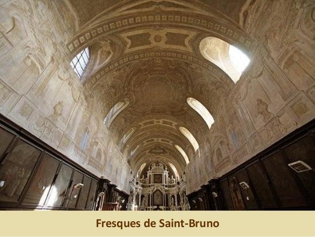 Fresques de Saint-Bruno