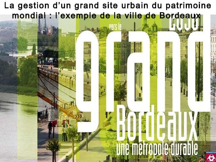 <ul><li>7eme Rendez vous du Val de Loire </li></ul><ul><li>15 décembre 2009 </li></ul><ul><li>Anne Laure Moniot </li></ul>...