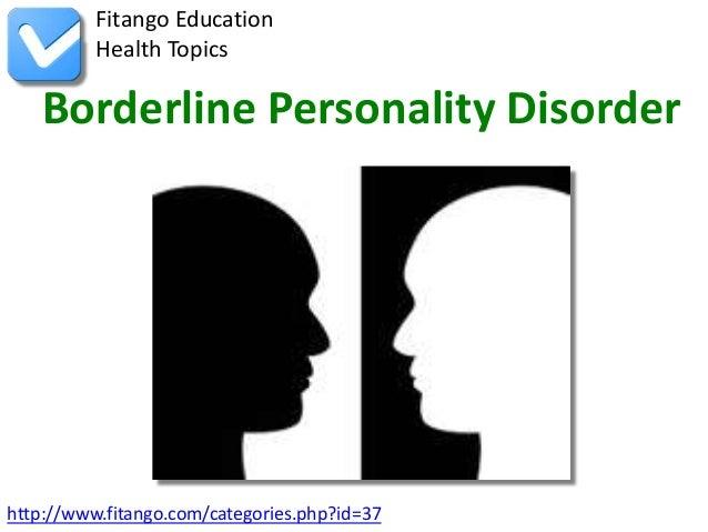 Fitango Education          Health Topics   Borderline Personality Disorderhttp://www.fitango.com/categories.php?id=37