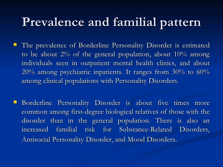 Borderline Personality Disorder Adorable Borderline Personality Relationship Pattern