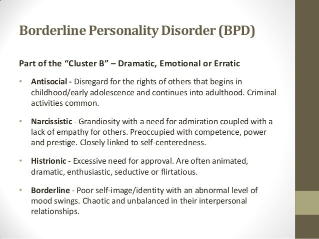 borderline personality disorder and empathy Autism, borderline personality disorder, and and affective empathy in borderline personality disorder borderline personality disorder, and empathy.
