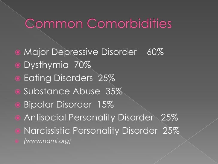 eating substance abuse and personality disorders What are the biological, psychodynamic, cognitive, and behavioral components of eating disorders, substance abuse and personality disorders provide information on each theory.