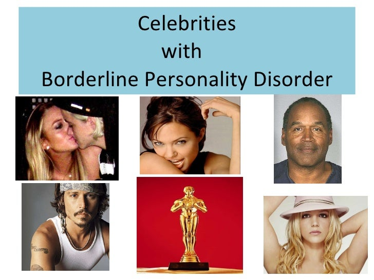 Dating a girl with borderline personality disorder