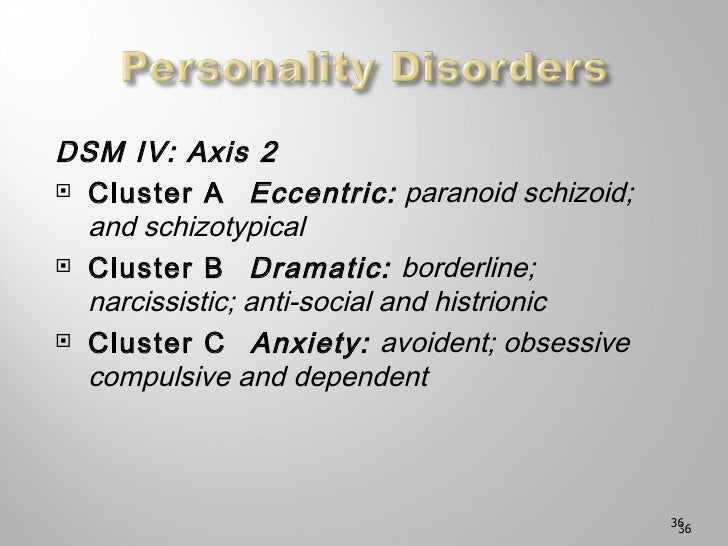 Stay away from cluster b  How Can I Get Away From a Cluster