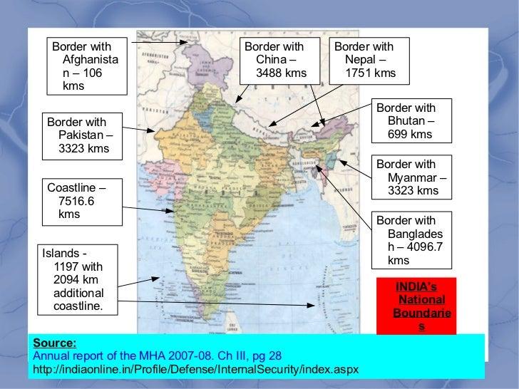 Border management Slide 2