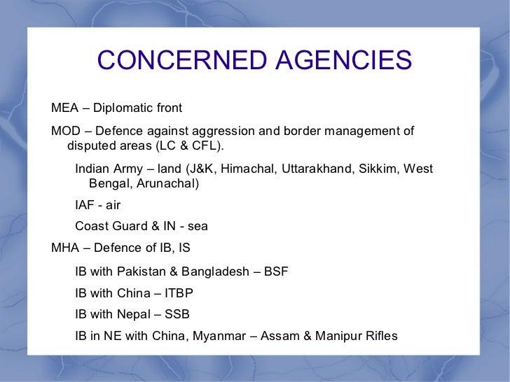 Border management Slide 3