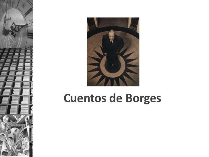 Cuentos de Borges