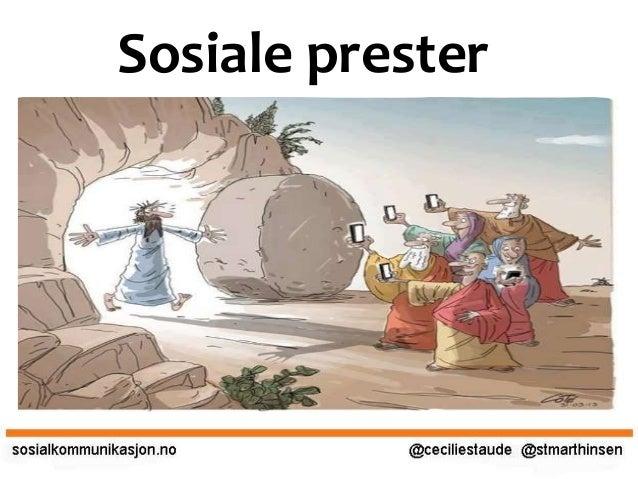 Sosiale prester