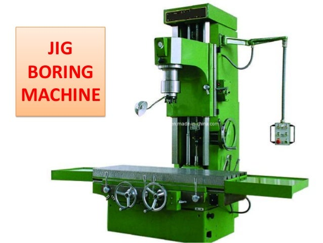 Boring machine TYPES and diagrams..from NARAYANAN L,.......AP/mech