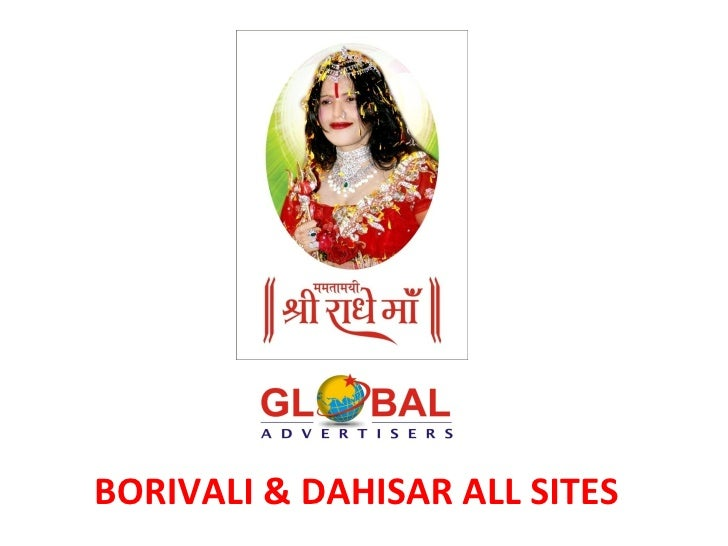 BORIVALI & DAHISAR ALL SITES