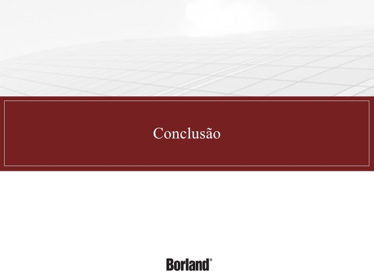 Borland-Model Driven Architecture