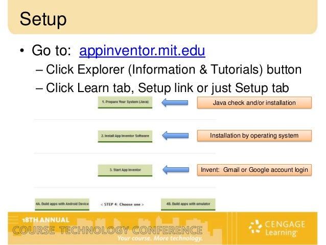 dev - App Inventor - Google Sites
