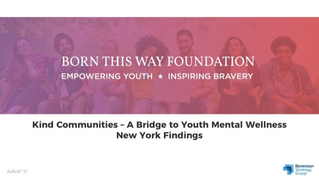 A Bridge to Mental Wellness in New York