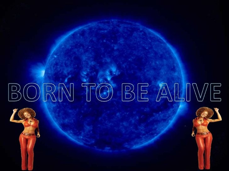BORN TO BE ALIVE<br />