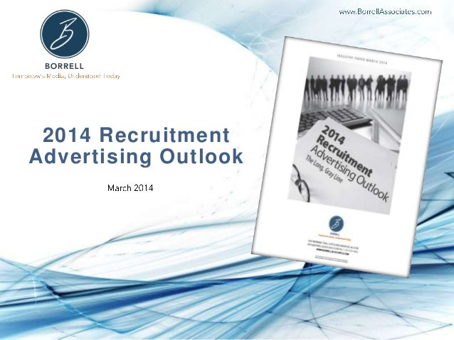 2014 Recruitment Advertising Outlook