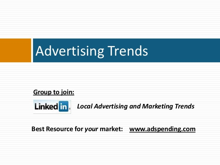 Local Advertising & Local Online Forecasts for U.S.  to 2016 Slide 2