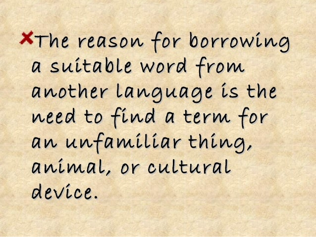 cultural borrowing notes Cultural borrowing vs appropriation someone posted the following article with this note: curious to know how much of this you'd consider insightful and how much you'd consider clueless.