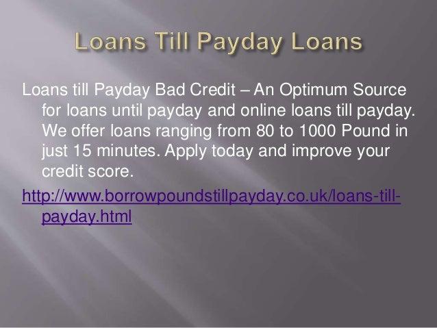 Bad credit payday loans ny photo 9
