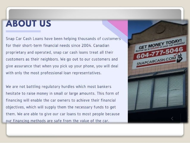 Borrow up to $25000 with yout auto title Slide 2