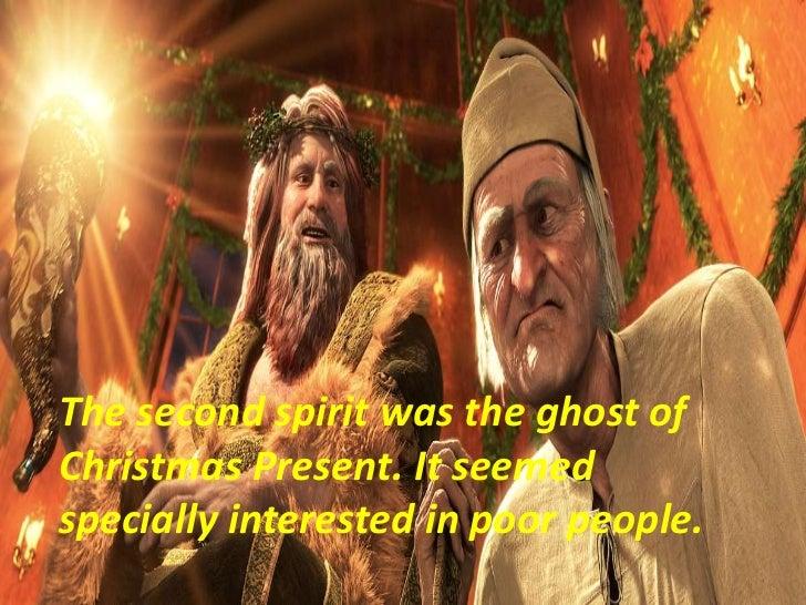 Students'presentaiton: A Christmas Carol 1