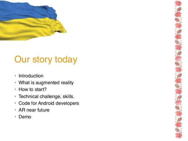 Borys Pratciuk Augmented reality romania Slide 2
