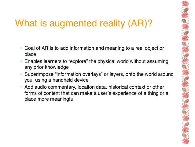 Borys Pratciuk Augmented reality romania Slide 3