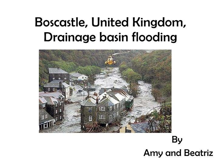 Boscastle flooding notes