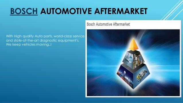 Bosch Automotive Bosch Automotive Relays Bosch Spark